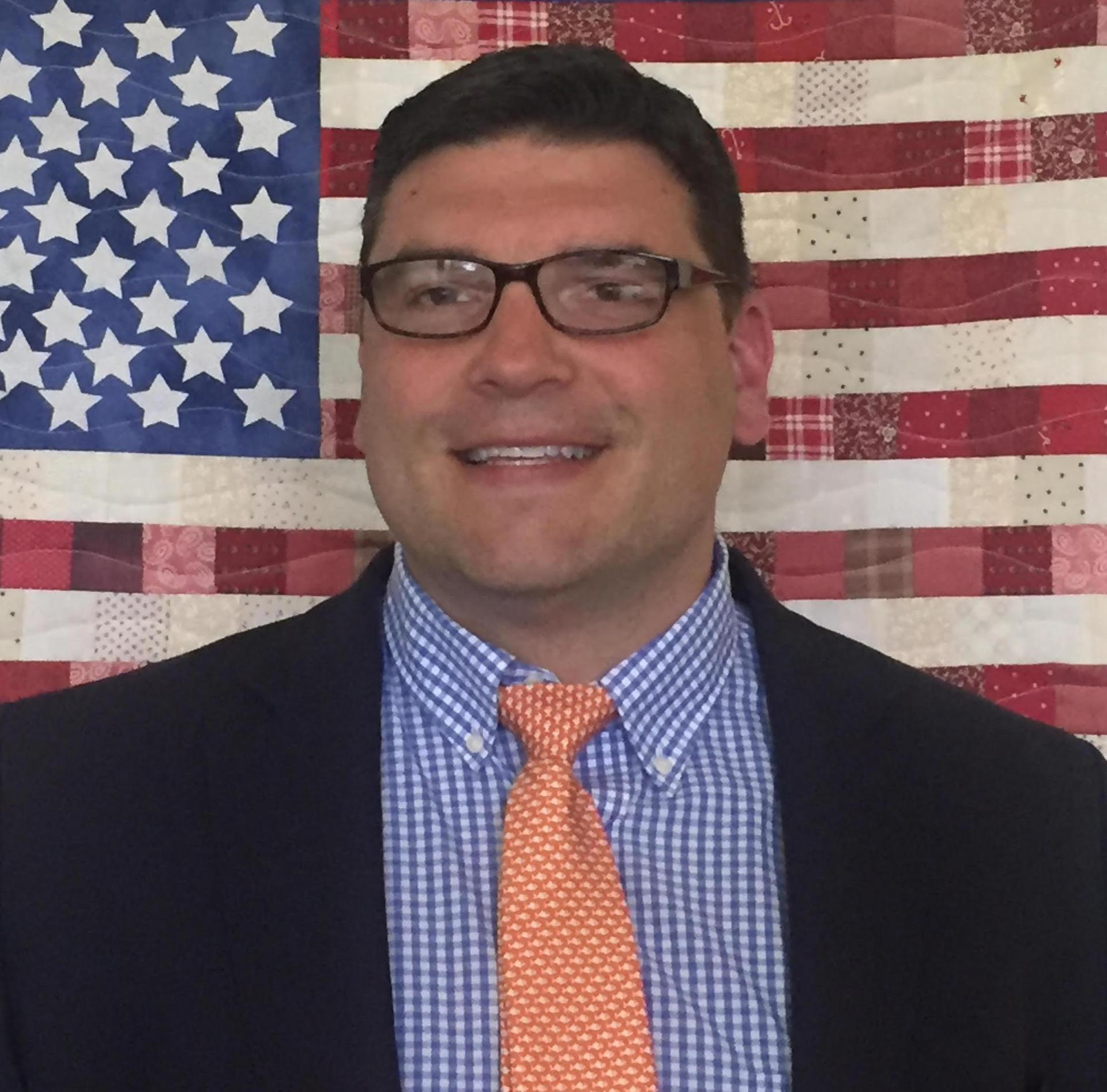 Stephen Keskes, Assistant Superintendent of Curriculum and Instruction