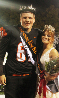 photo of king and queen