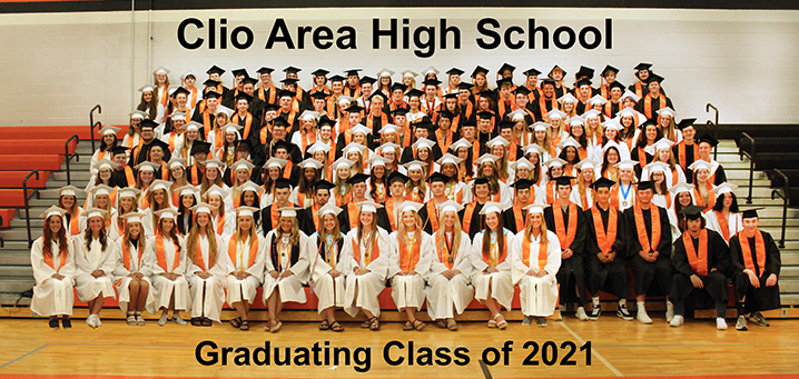 Group photo of CHS Class of 20201